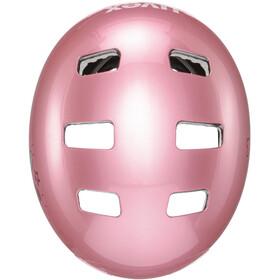 UVEX Kid 3 Helm Kinder pink heart